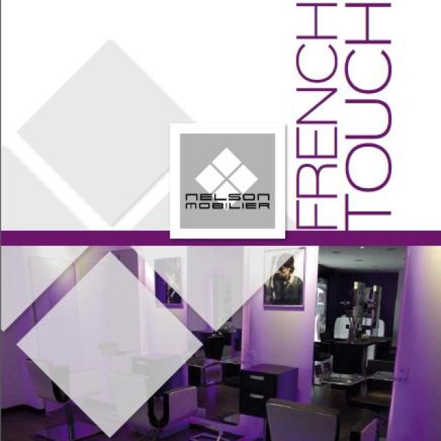 FRENCH TOUCH Salon design magazine