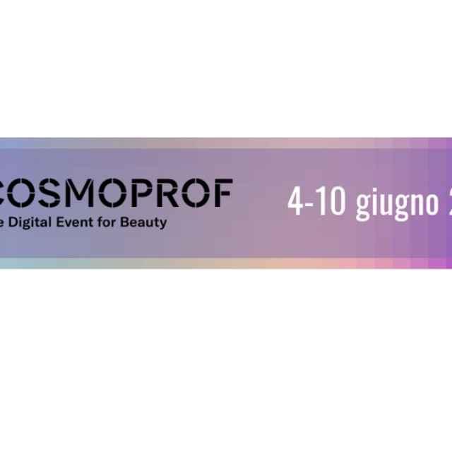 WeCOSMOPROF 2020