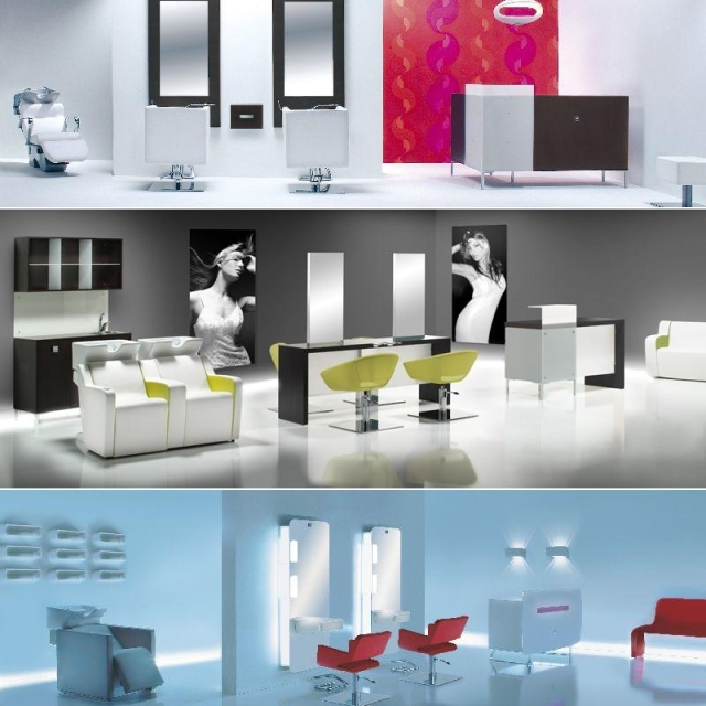 Salon furniture collections
