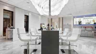 Salon de coiffure Hotel Hilton