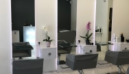 Hair salon  La signature