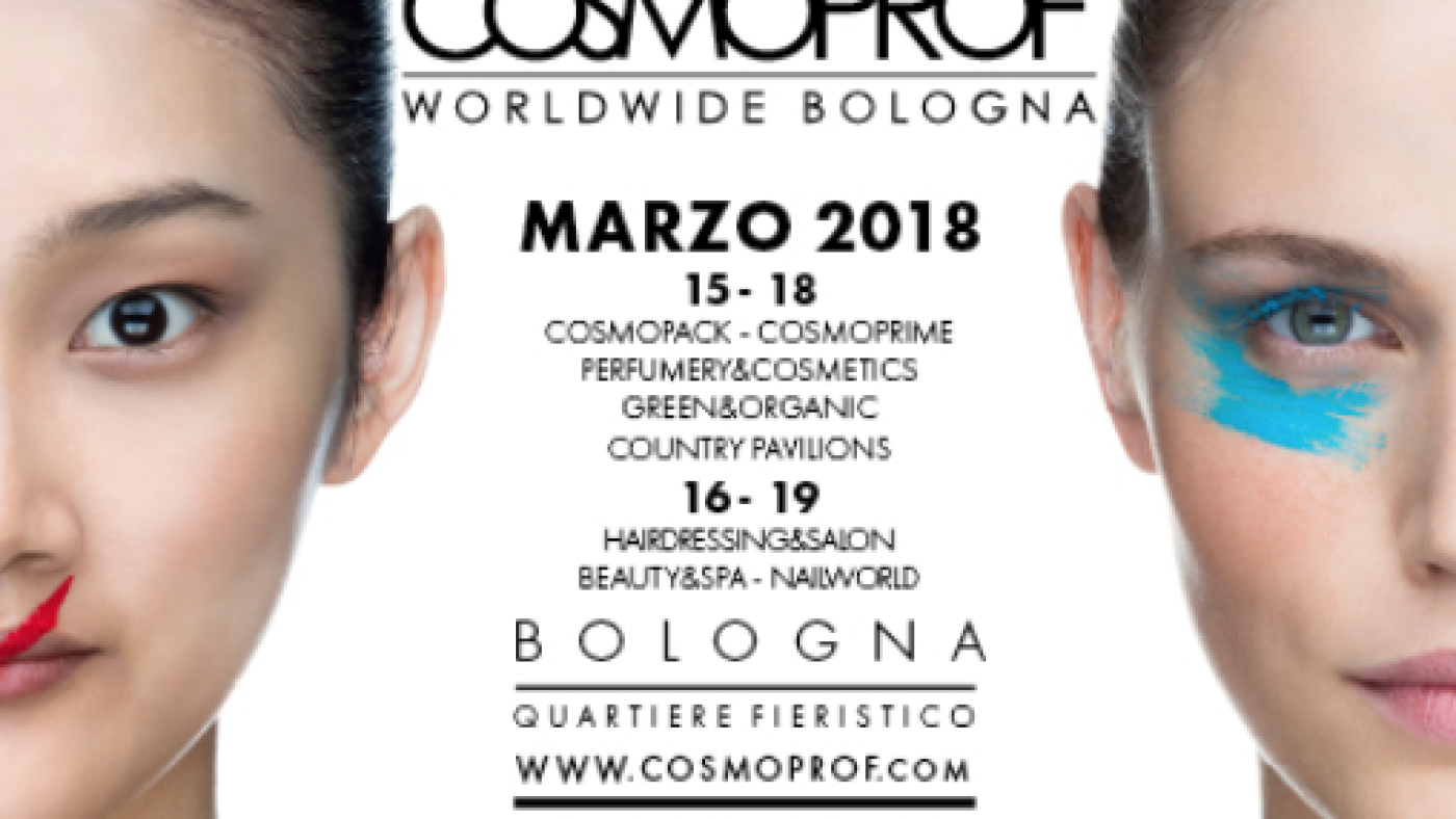 SALON COSMOPROF 2018