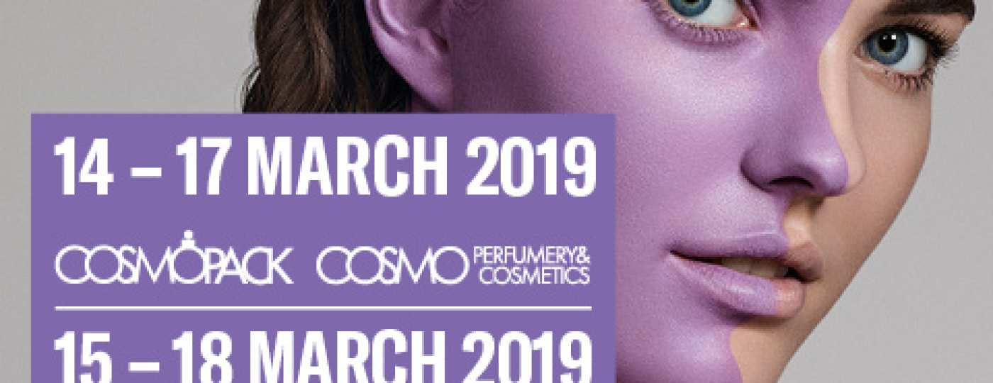 SALON COSMOPROF BOLOGNA MAR 2019
