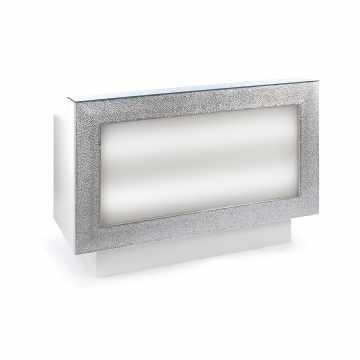 Silver Desk