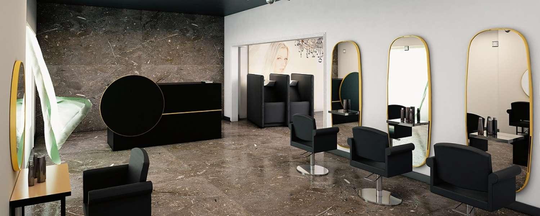 Great Mobilier Salon De Coiffure Nelson