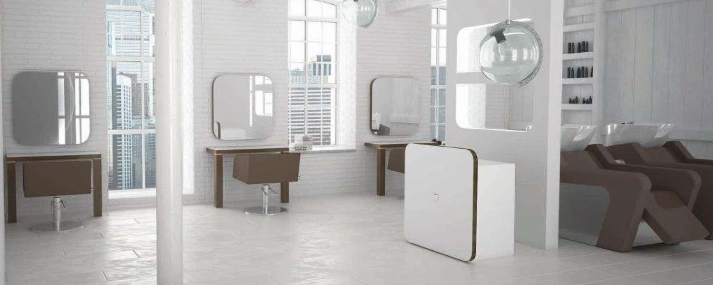 Photo Mobilier Salon De Coiffure Nelson