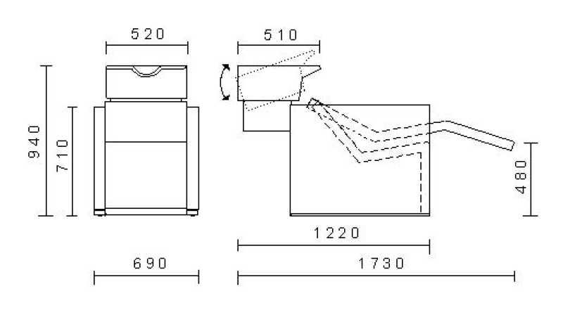Kuawash Shiatsu Air Structure Details