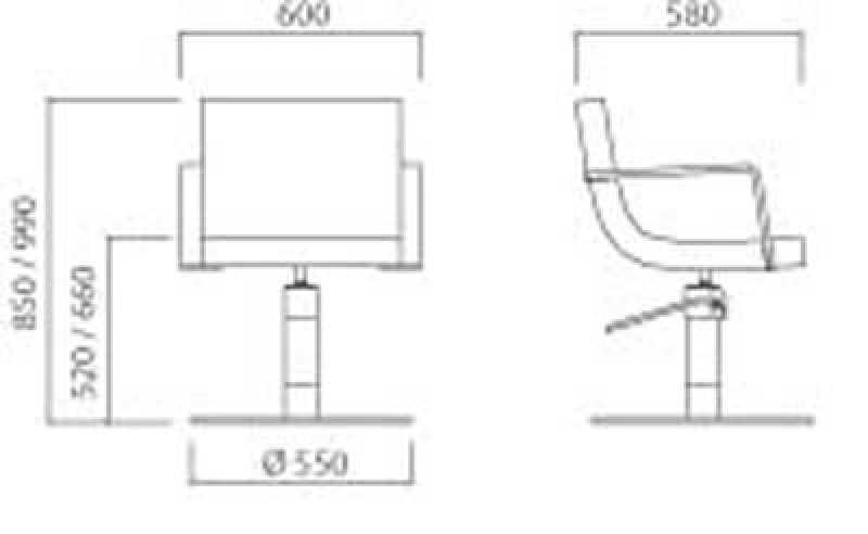 iChair Structure Details