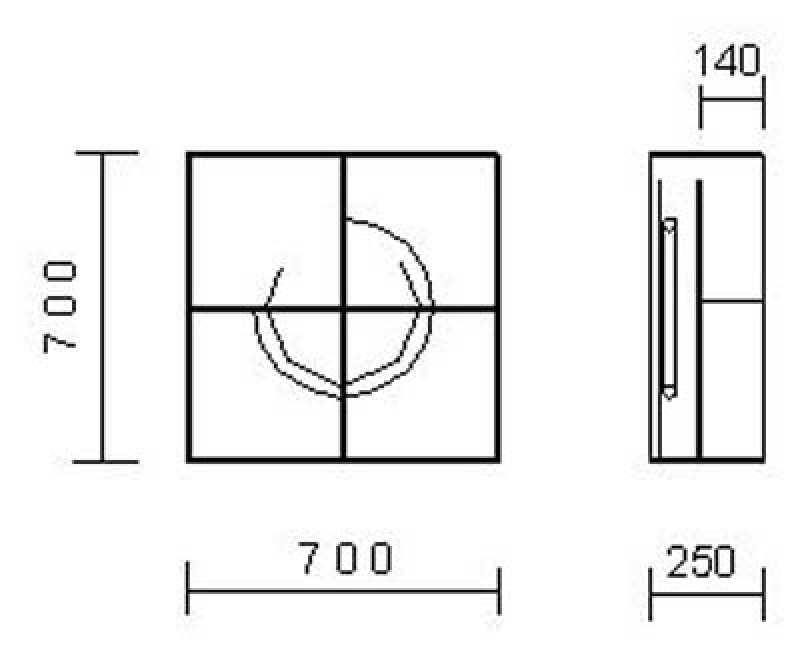 iDisplay K Structure Details