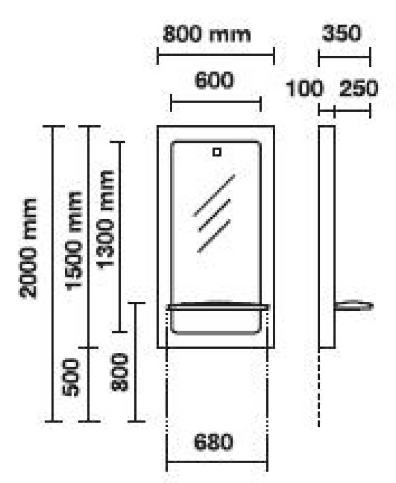 Lighty II Structure Details