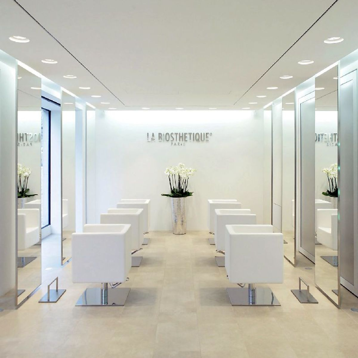 nelson mobilier hair salon furniture made in france