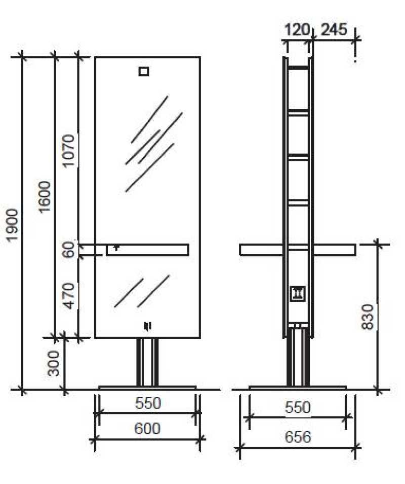 Speky Double Structure Details