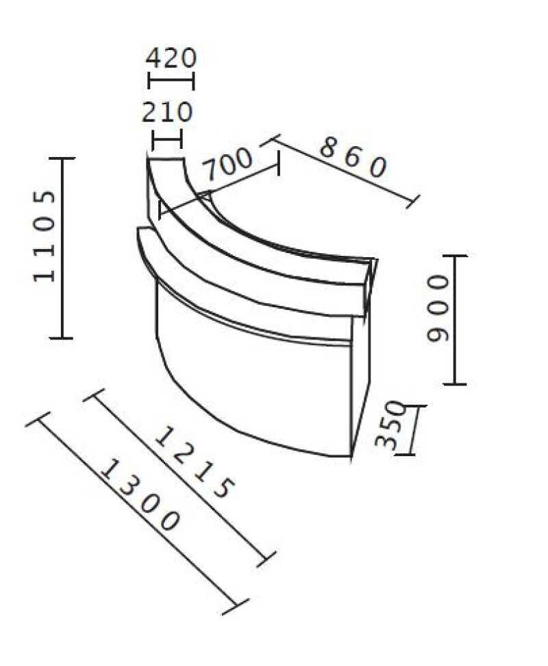 Tenerife II Structure Details