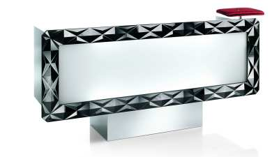 Nelson Mobilier - Friseureinrichtung - Friseursalon Trends '11/'12