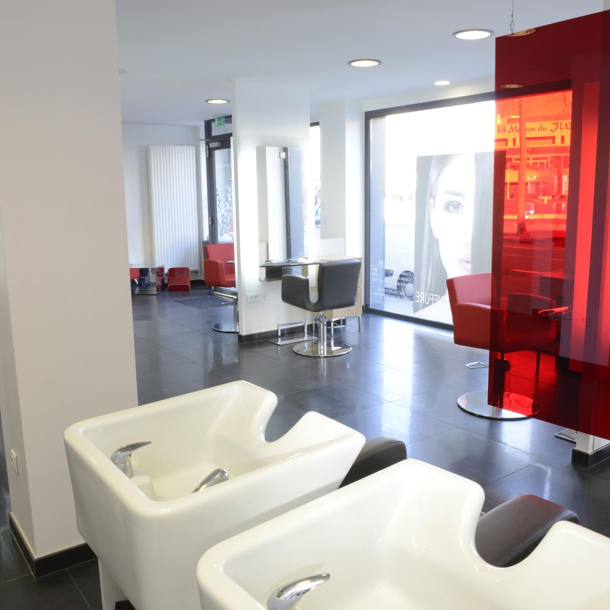 Nelson Mobilier Hair salon furniture Made in France Hair salon