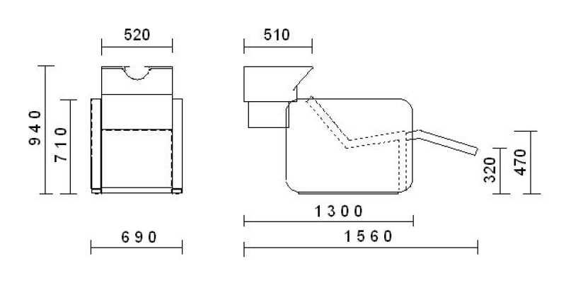 Smartwash Shiatsu Air Structure Details
