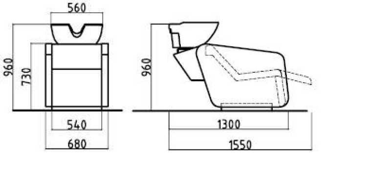 Gowash Shiatsu Air Structure Details