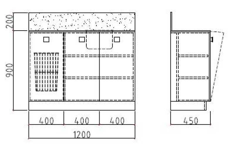 Modulab Structure Details