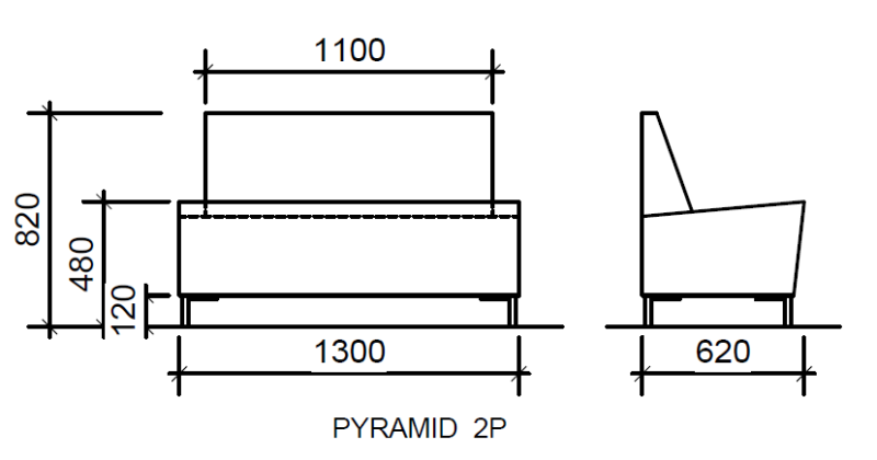 Pyramid 2P Structure Details