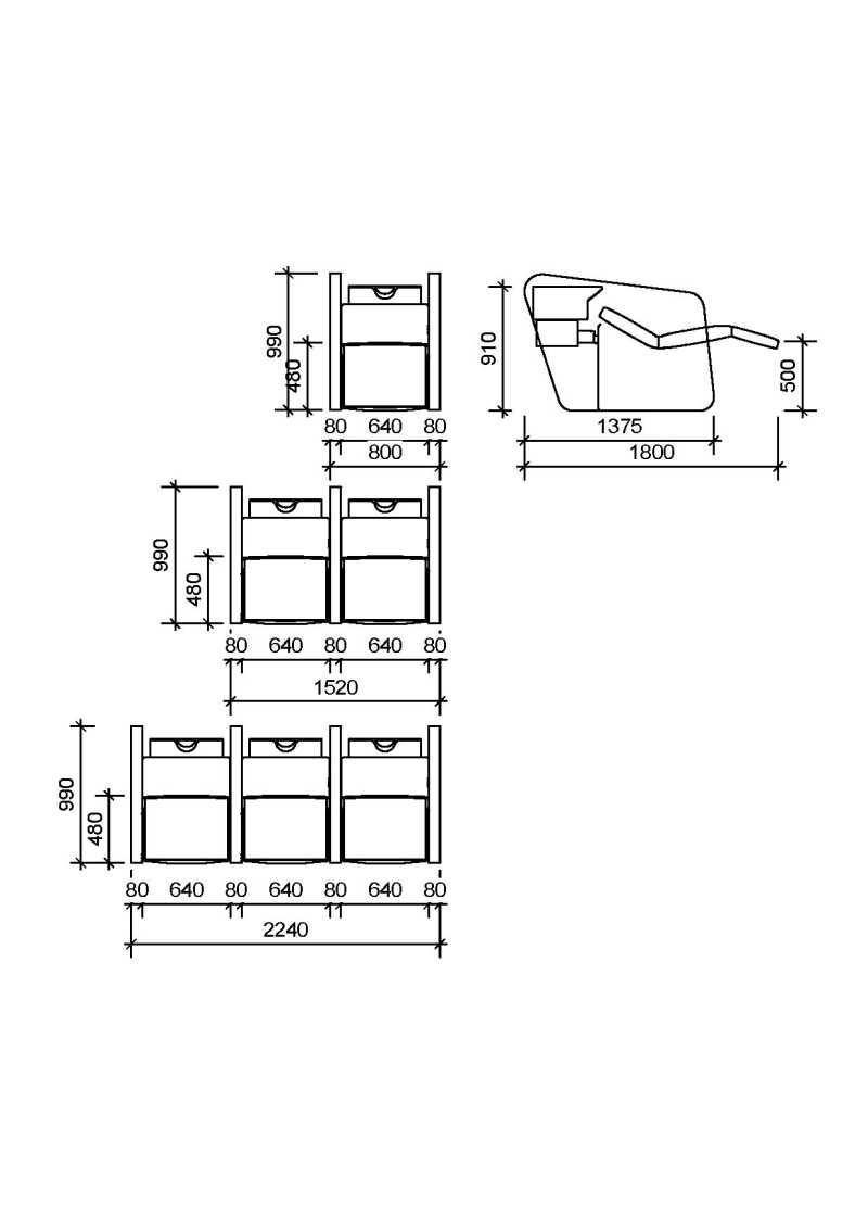Privé Electric Structure Details