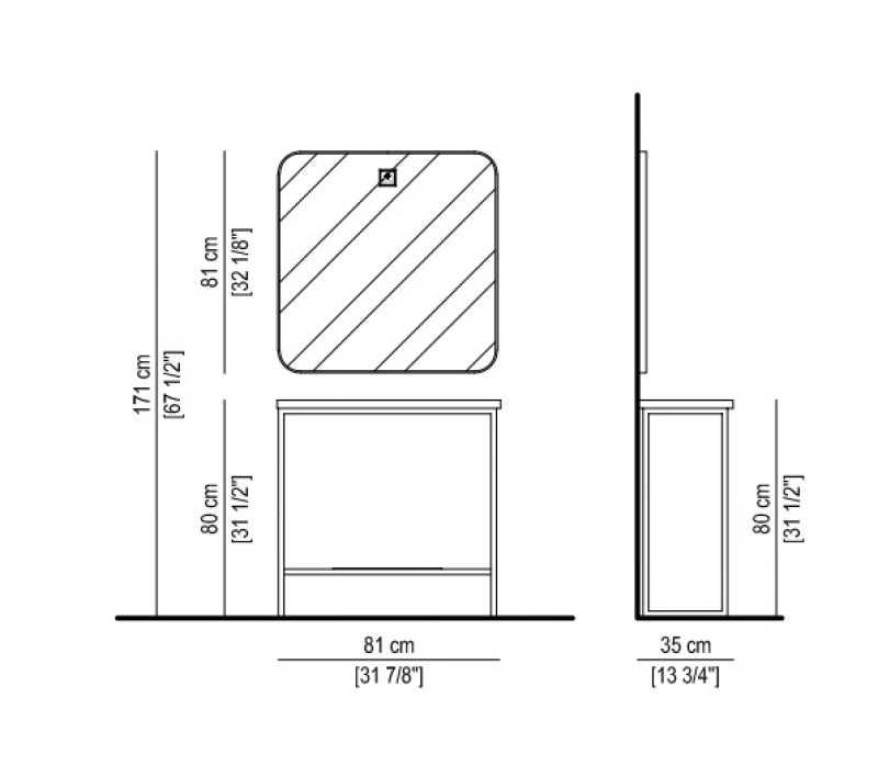 Scamnum Carré Structure Details