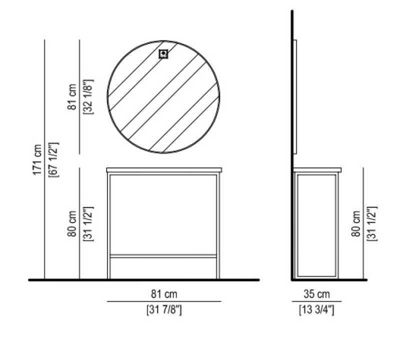 Scamnum Ronde Structure Details